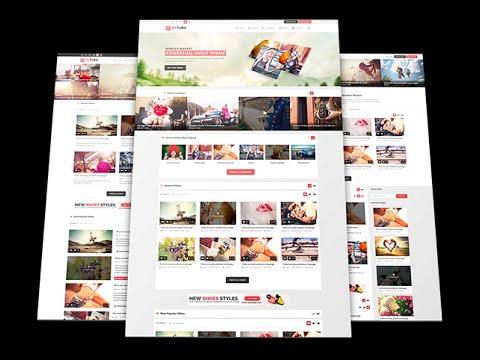 BeTube Video WordPress Theme installation