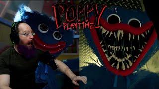 PLAYTIME WITH POPPY! | Poppy Playtime Horror Gameplay with Oshikorosu [1]