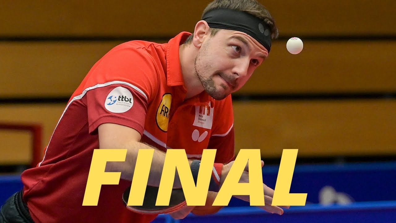 Download Timo Boll vs Hugo Calderano | FINAL | German Cup 2021