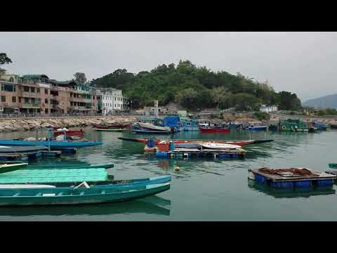 Cheung Chau island - 12/15/17