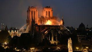 Notre Dame, ocho siglos de historia amenazados por un incendio