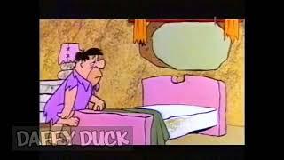 """Boomerang UK """"The Flintstones"""" Bumper"""