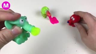 💧💡 Видео для Детей. Играем с Детскими Игрушками 👍