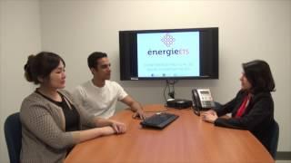 Énergie-ÉTS - Capsule 3: Entrevue avec Teodora Toteva de JITbase