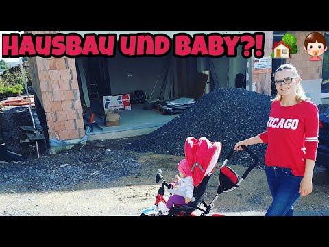 Haus bauen mit Baby  die komplette Wahrheit  Schwangerschaft  Baby und Baustelle  DieSiwuchins