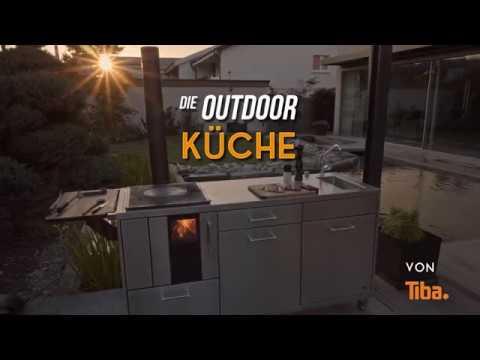 Tiba Outdoor Küchen : Tiba outdoor küchen ihre wohnküche für draussen youtube