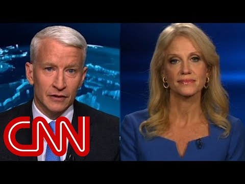Thumbnail: Full interview: KellyAnne Conway, Anderson Cooper clash over Russian intel report