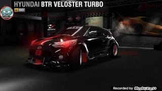 brand new btr veloster turbo