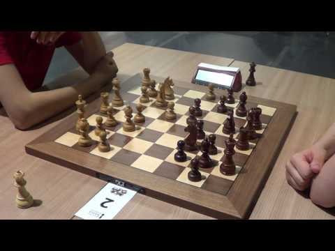 GM Naroditsky Daniel - GM Fedoseev Vladimir, chess blitz, London system