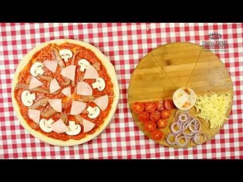 Приготовление пиццы MaMa MIA