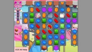 Candy Crush Saga Level 95 NO BOOSTERS