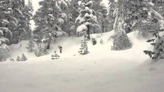 Deep Pow Segment (Lost Winter movie)