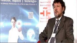 Emilio Torné Valle. IV Jornada Profesional de la RBIC