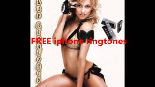iphone ringtones for FREE