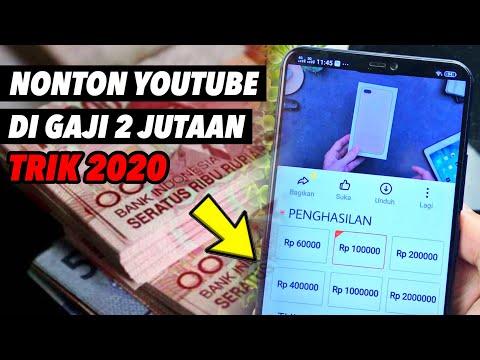 cara dapat uang di internet 2020