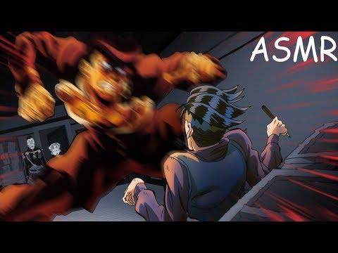 Josuke Beats Rohan ASMR