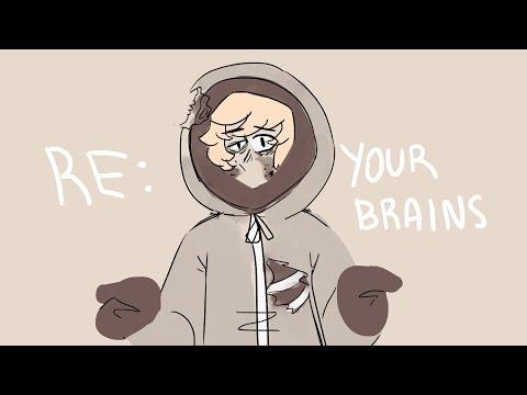 [South Park]  Re:Your Brains