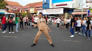 Flashmob ASM with Error