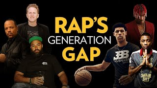 Rap's Generation Gap