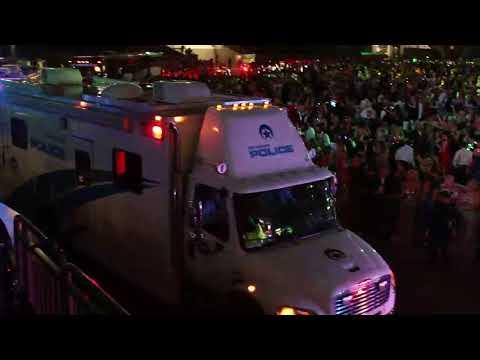 Endymion 2018 Extravaganza Parade