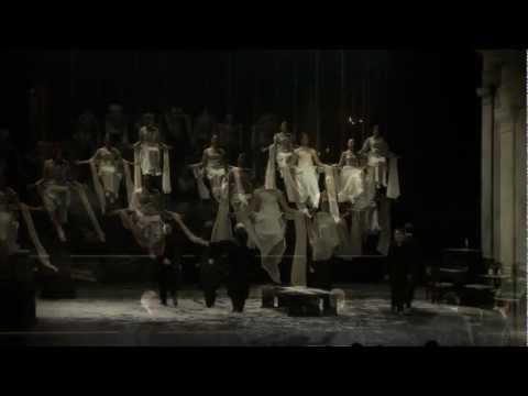 Музыка из спектакля евгений онегин вахтангова