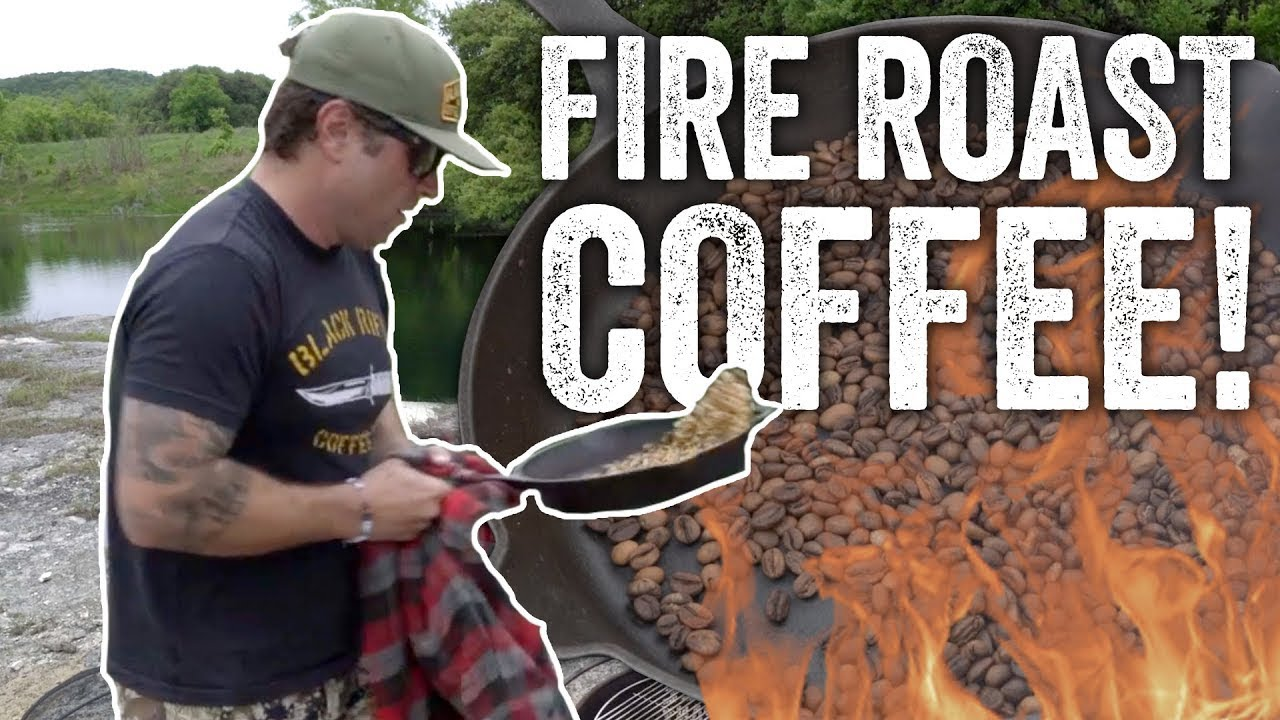 How to FIRE ROAST your COFFEE