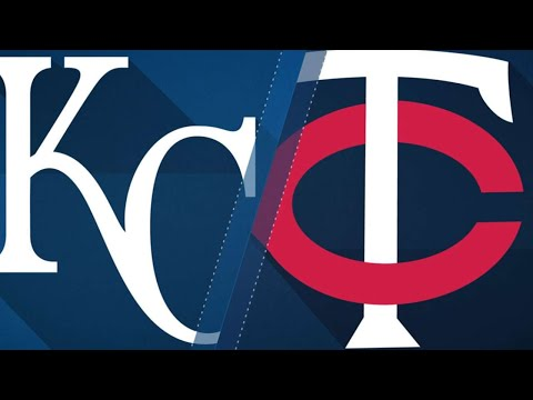 Morrison, Rosario power the Twins to 8-2 win: 8/4/18