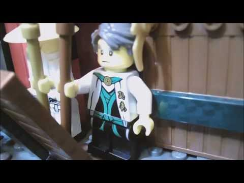 LEGO Ninjago The Nindroid Age Episode 31-Escaping The Temple!