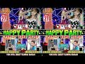 DJ VEE NOUNA HAPPY PARTY RIVAI TROUBLE 71 VS PRINCESS NOVYTA 27
