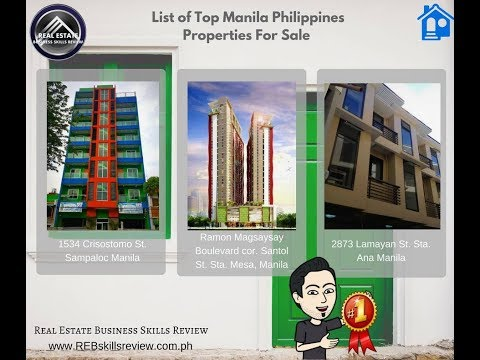 List of Top Mandaluyong City, Metro Manila Philippines Properties For Sale