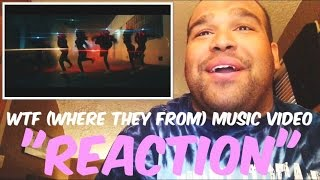 "Missy Elliott - WTF (Where They From) Music Video ""REACTION"""