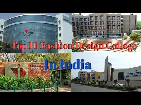 Top10collegeoffashiondesigninindia Fashiodesign Trending Top 10 Fashion Design College In India Youtube