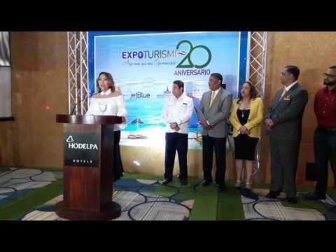 Anuncian Expo Turismo 2017 en Santiago