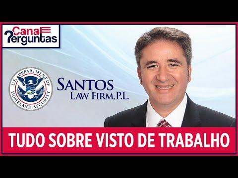 🔴[AO VIVO] Advogado de imigração fala sobre visto de trabalho nos EUA ✔