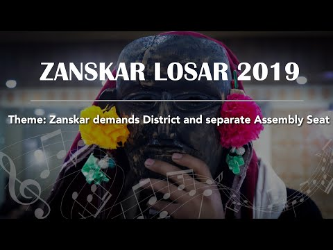 Zanskar Losar 2019 || full video || Jammu