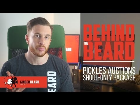 BEHIND THE BEARD; Pickles Auction