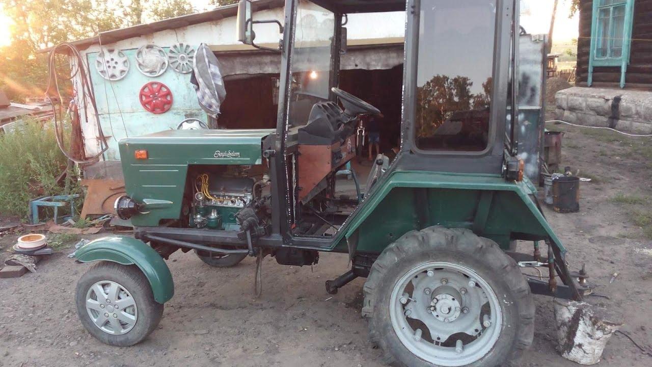 самодельные трактора с семерке ваз фото лица находятся федеральном