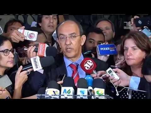 Jornal da Câmara -  Crise do governo Temer mobiliza Brasília | 18/05/2017