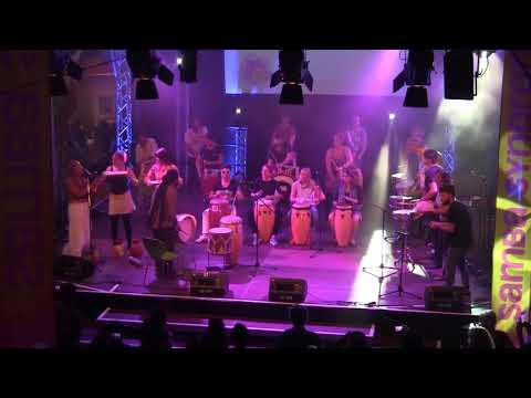 Samba Sydrom 2017 João Afojubá Samba de Coco