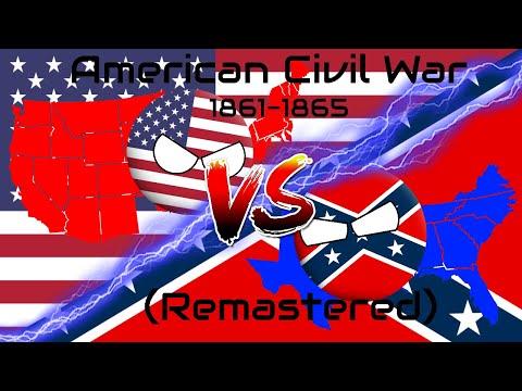 American Civil War   1861-1865   Remastered  