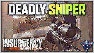 DEADLY SNIPER GAMEPLAY Insurgency Sandstorm Beta Gameplay