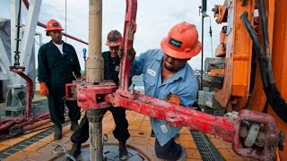 Oil Industry's 'Man Camps' Are Dying