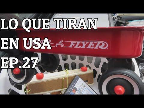 LO QUE TIRAN EN USA EP.27