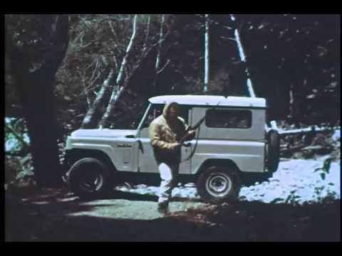 Datsun Nissan Patrol 4x4 1967 Youtube