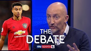 Does Jesse Lingard deserve criticism for his Man Utd performances  The Debate