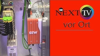 Flexible Automation: SEW-Eurodrive mit Baukasten bei FLT