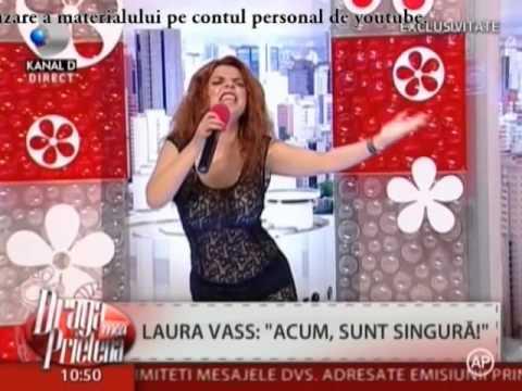 Laura Vass - Nu te mai vreau in viata mea (Emisiune TV)