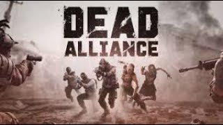 DEAD ALLIANCE | PS4 Gameplay 2017 Review