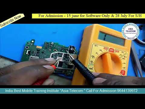 """Redmi Mi 5A Touch Chip level solution by Asia Telecom Student """"IndiaNo.1 Mobile Training Institute """""""