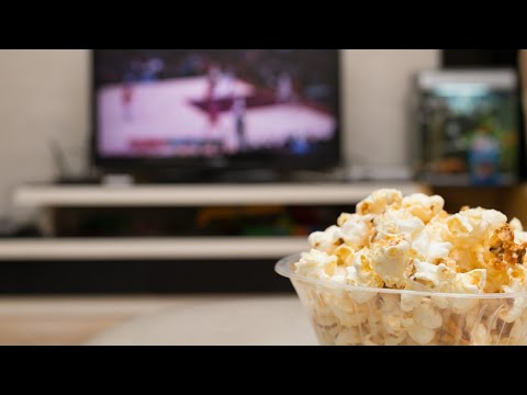 10 Healthy Snacks Ideal for Binge-Watching
